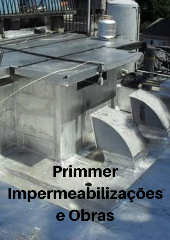Foto - Primmer Impermeabilizações e Obras