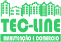 Logo da empresa Tec Line Manutenção e Serviços