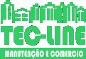 Logo da empresa Tec Line Manutenção e Comércio