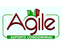 Logo da empresa Agile Suporte Condominial