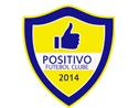Logo da empresa Positivo Clube
