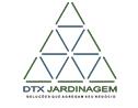 Logo da empresa DTX Jardinagem