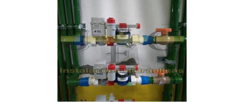 Foto - Individualização de Água