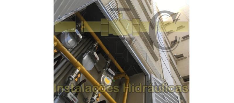 Foto - Individualização de Gás