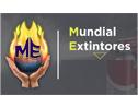 Logo da empresa Mundial Equipamentos Contra Incêndio