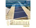 Logo da empresa Shaminex