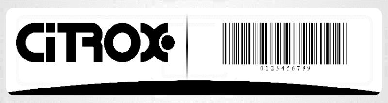 Foto - Tag veicular com ou sem personalização para acesso
