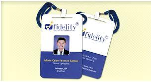 Foto - Crachás RFID personalizados para controle de acesso
