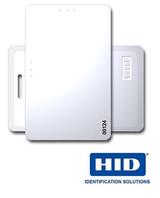 Foto - Cartões RFID para acesso
