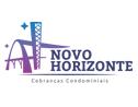 Logo da empresa Novo Horizonte Cobranças Condominiais