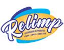 Logo da empresa Relimp Rolos e Equipamentos