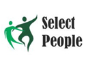 Logo da empresa Select People - FCM