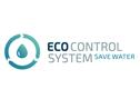 Logo da empresa ECO CONTROL SYSTEM Save Water