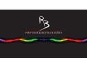Logo da empresa RB Pinturas & Restaurações