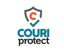 Logo da empresa COURI PROTECT -Seguros e Monitoramento