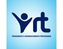Logo da empresa RT Treinamento e Desenvolvimento Profiss