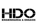 Logo da empresa HDO ENGENHARIA E ENSAIOS