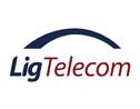 Logo da empresa Lig Telecom