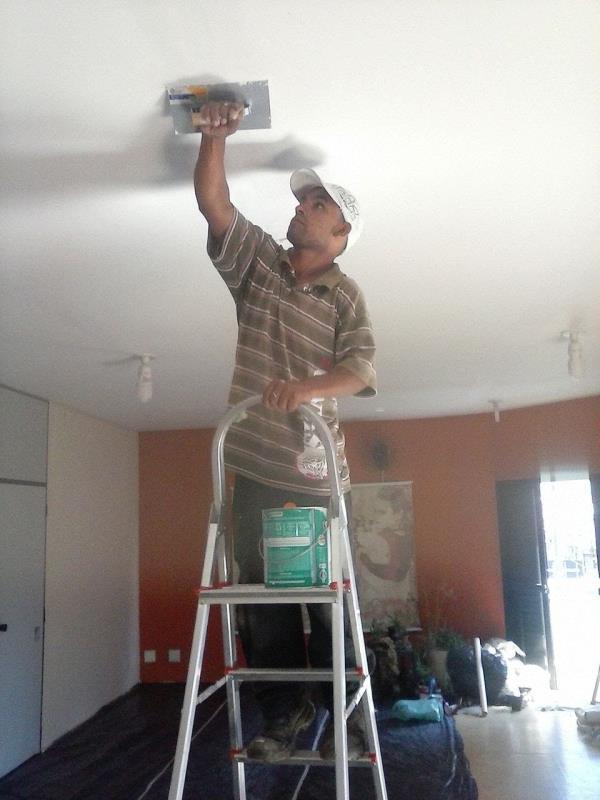 Foto - Serviço de pintura