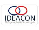 Logo da empresa IDEACON Refrigeração & Climatização