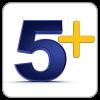 Logo da empresa 5mais Engenharia Condominial
