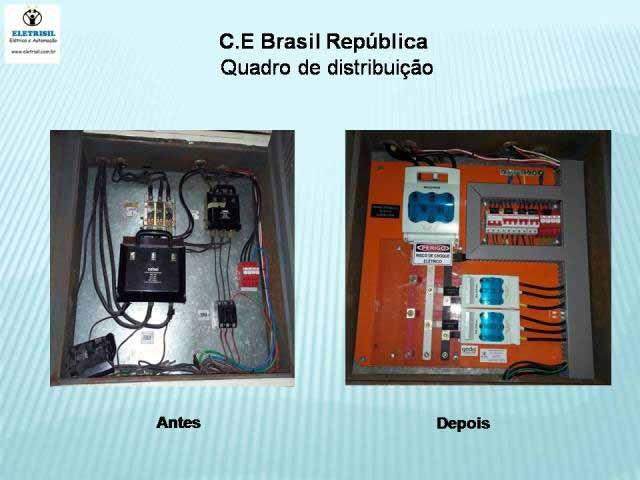 Foto - Eletrisil Elétrica e Automação