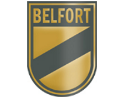 Logo da empresa Belfort Segurança