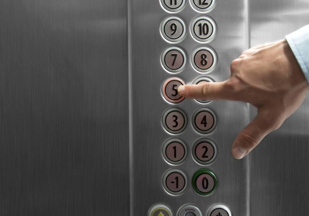 serviço de elevadores